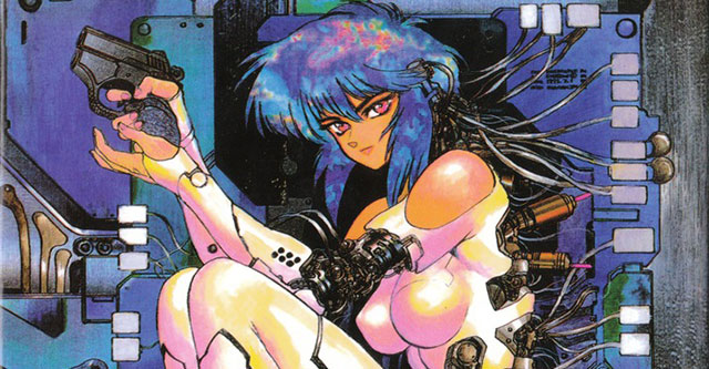 Ghost in the Shell vai ter novo anime