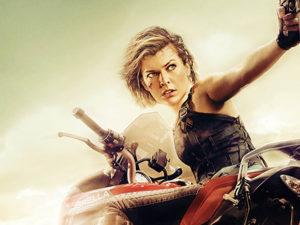 Filmes de Resident Evil vão ter reboot