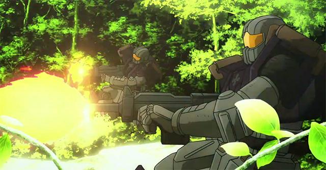 Gundam Thunderbolt 2 – Trailer do 7º episódio