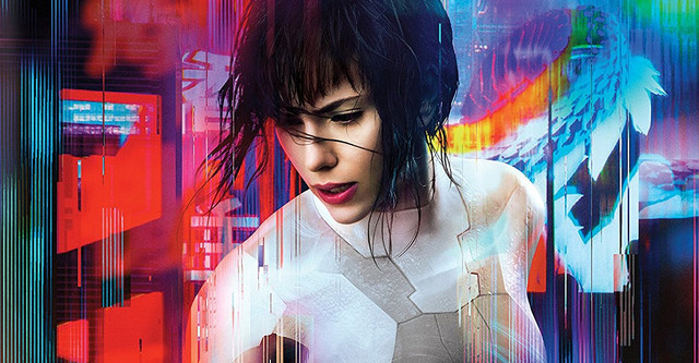 Blu-ray de Ghost in the Shell Live-action em Julho