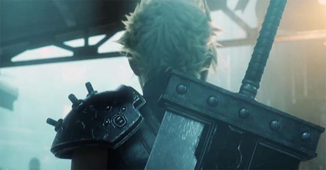 Remake de Final Fantasy VII produzido exclusivamente pela Square Enix