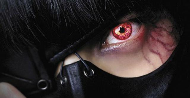 Tokyo Ghoul Live-action - Poster Internacional