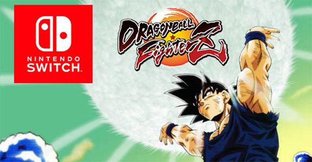 Dragon Ball FighterZ pode ser lançado para Switch