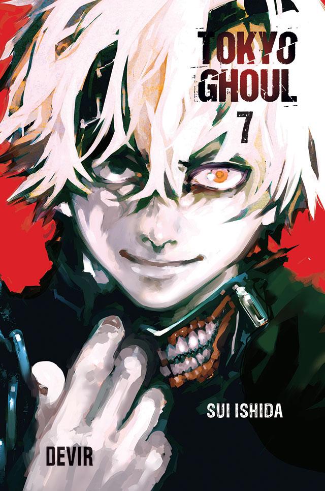 Devir lança Tokyo Ghoul 7
