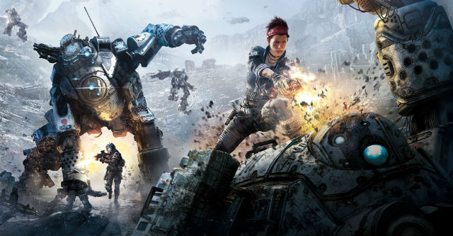 Xbox One X consegue correr Titanfall 2 a 6K