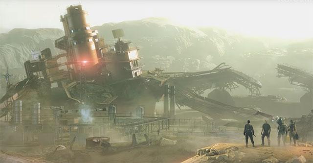 Metal Gear Survive adiado para 2018