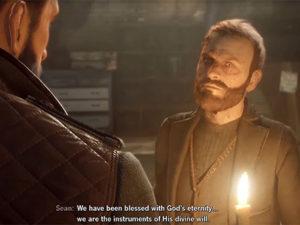 Vampyr - Gameplay E3 2017