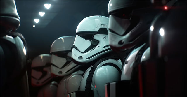 Trailer de Star Wars: Battlefront II foi o mais visto na E3 2017