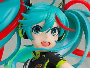 Racing Miku 2016: TeamUKYO Ver. pela Max Factory