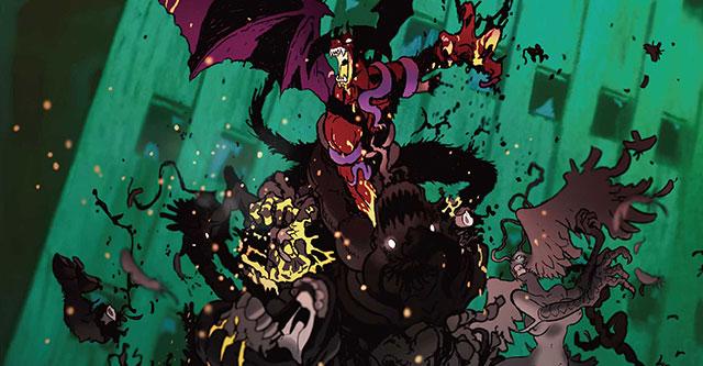 Devilman crybaby - Imagem Promocional
