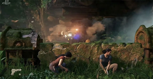 8 minutos de Uncharted: The Lost Legacy
