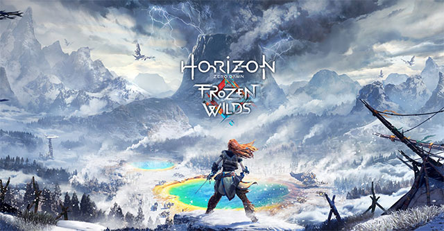 Horizon: Zero Dawn: The Frozen Wilds - Screeshots