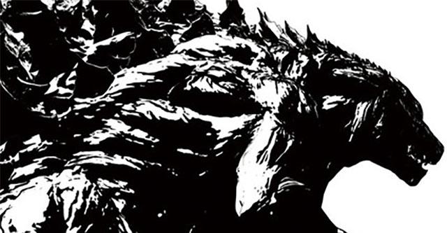 Nova imagem promocional dos filmes anime de Godzilla