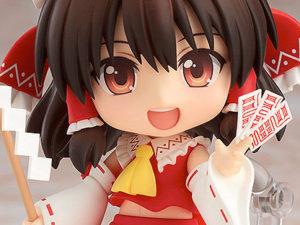 Reimu Hakurei 2.0 pela Good Smile Company