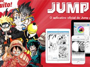 Cria manga com o Jump Paint