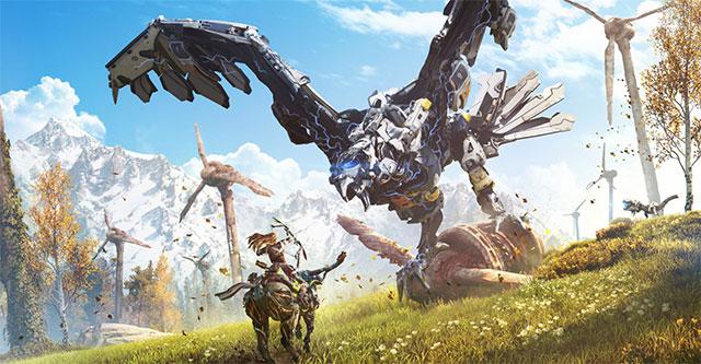 Microsoft quer jogo como Horizon: Zero Dawn