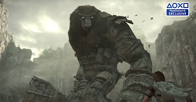 Shadow of the Colossus é remake