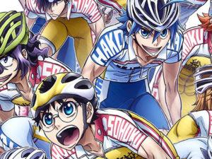 Yowamushi Pedal vai ter 4ª temporada