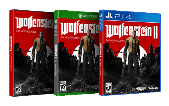 The New Colossus anunciado — Wolfenstein II