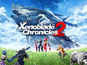 30 minutos de Xenoblade Chronicles 2
