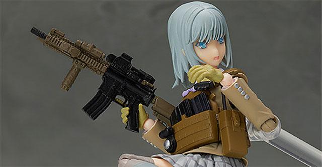 Rikka Shiina pela Max Factory