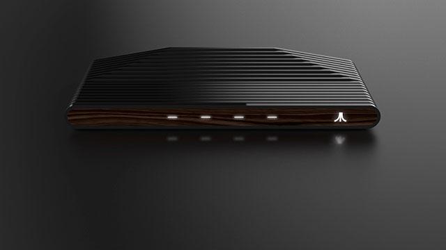 Esta é a nova consola da Atari (Ataribox)