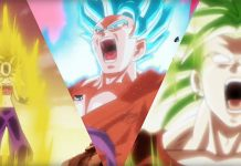 Dragon Ball Super – Trailer mostra Saiyan vs Saiyan