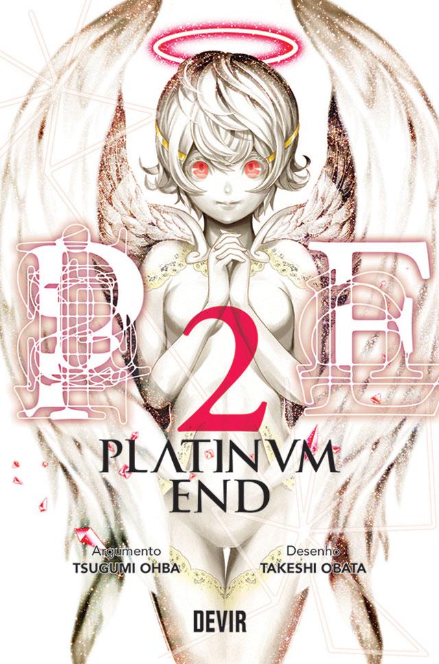 Devir lança Platinum End 2