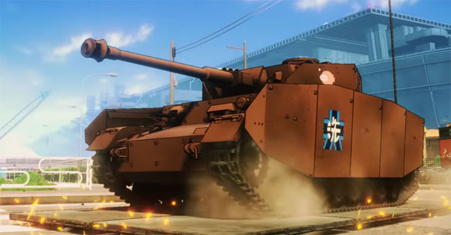 Girls und Panzer: Dream Tank Match - Trailer