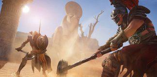 Assassin's Creed Origins fora da Nintendo Switch
