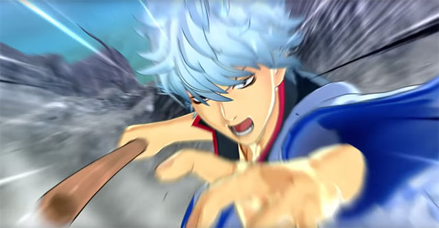 Gintama – Teaser Trailer internacional do jogo para PS4