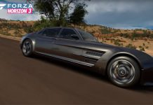 Regalia em Forza Horizon 3