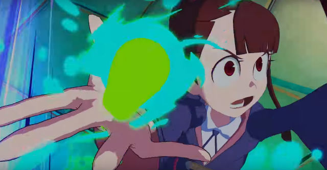 Little Witch Academia: Chamber of Time em 2018