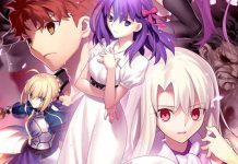Fate/stay night Heaven's Feel - 3ª imagem promocional do 1º filme