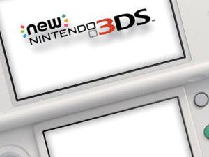 Terminou a produção da New Nintendo 3DS