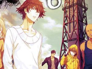 Hakata Tonkotsu Ramens vai ter novo manga