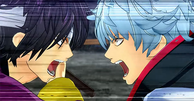 Gintama - Teaser Trailer do jogo para PS4