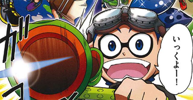 Splatoon vai ter série anime