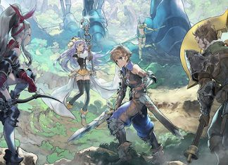 Square Enix revela série anime Dia Horizon