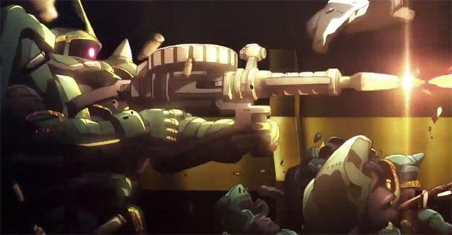 Gundam Thunderbolt 2 vai ter filme compilatório