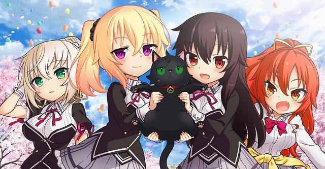 Imagem promocional de Nora, Princess, and Stray Cat