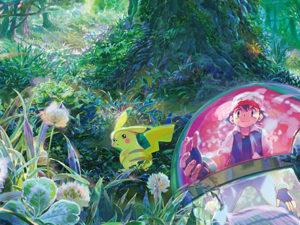 Pokémon the Movie: I Choose You! - Poster