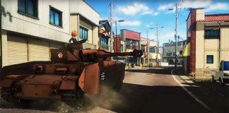 Girls und Panzer: Dream Tank Match – Trailer Internacional