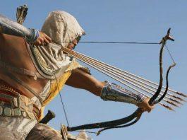 Assassin's Creed Origins -Novo Gameplay