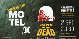 Chamada de Cosplayer para o MOTELX 2017