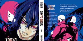 Devir lança Tokyo Ghoul 8