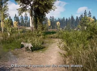 Far Cry 5 - Novo Gameplay