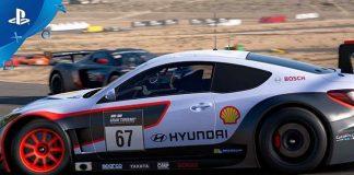 Gran Turismo Sport mostra imersão no PlayStation VR