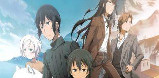Kino's Journey vai estrear a 6 de Outubro