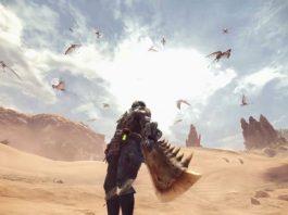 Monster Hunter World - Trailer Wildspire Waste